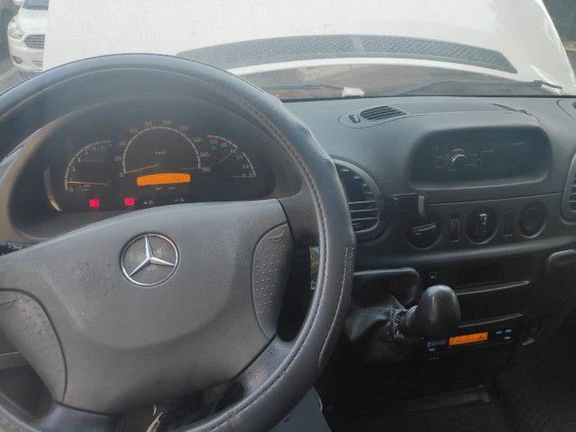 Sprinter 313 16 lug Ar condicionado excelente estado - Foto 9