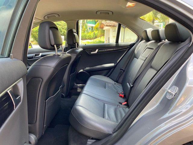 Mercedes-benz c180 1.6 cgi sport 16v turbo gasolina 4p automático - Foto 3
