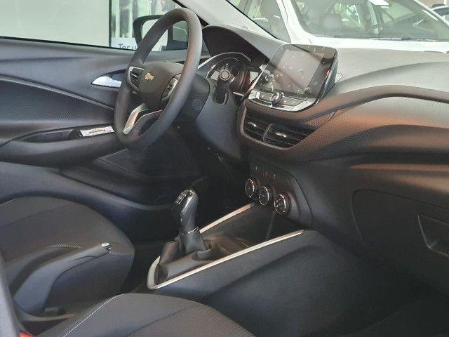 Chevrolet 1.0 Turbo LT Hatch Automatico - 2021/21 - Foto 11