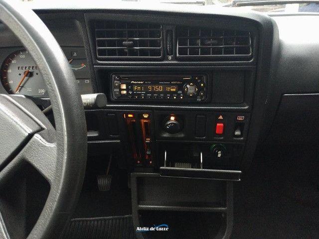 Monza SL 1990 1.8 Marrom Alabama - Rara originalidade e integridade. Vale a pena ver! - Foto 12