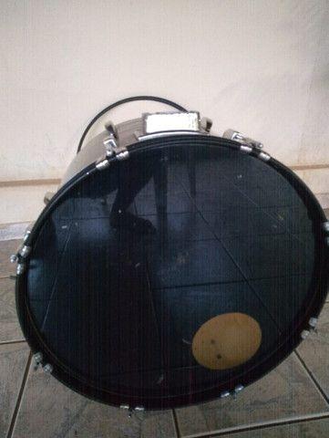Surdo e Bumbo de bateria Michael - Foto 4