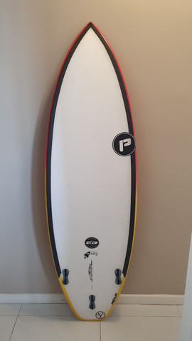 "Prancha Surf + Quilhas - 5'9"" Epoxi - SEMI-ZERO! - Foto 2"