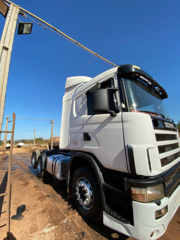 Scania 124 R420 6x2 - Foto 2