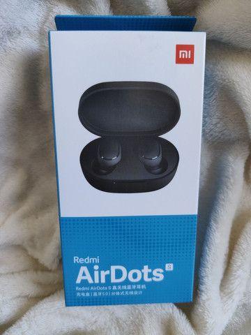 LANÇAMENTO DA Xiaomi.. Redmi Air Dots **S**/// Lacrado /// Garantia e entrega