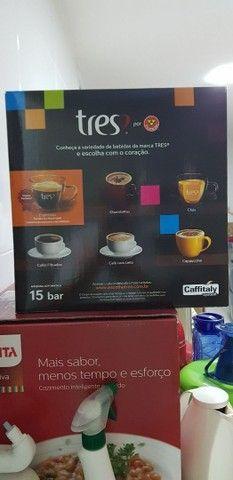Vendo cafeteira elétrica nova - Foto 3