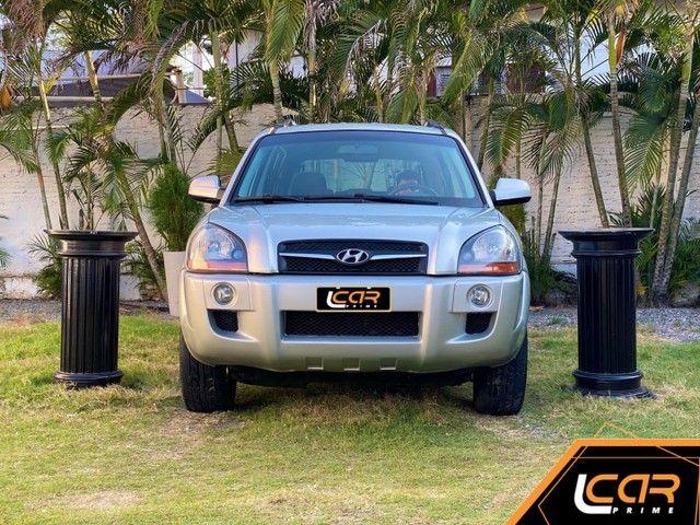 Hyundai Tucson  GLS / 2.0 flex Aut / Extra!  - Foto 3