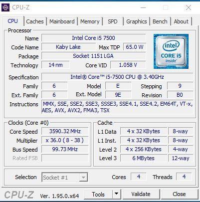 Core I5 7°G - 8GB Vendo ou troco por PS4. - Foto 3