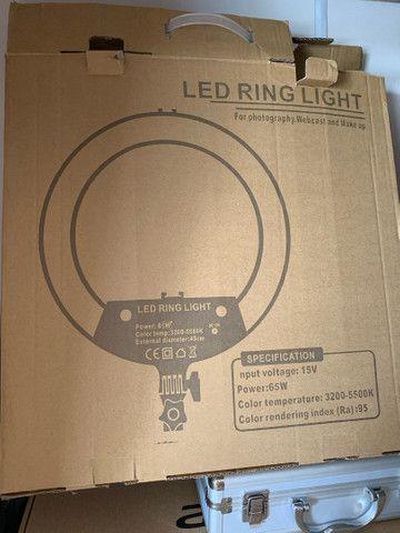 Ring Light Profissional (Led) - Foto 6