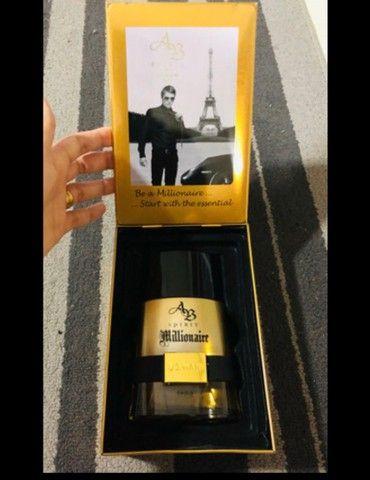 Perfume millionaire lomani novo 200ml - Foto 4