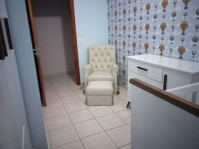 Cadeira amamentação  - Foto 2