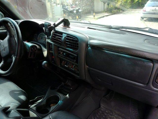 Blazer, S-10, gasolina e gás natural, aceita trocar carro menor valor - Foto 5