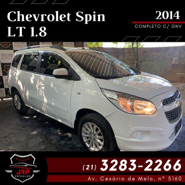 Chevrolet spin LT 1.8 completa gnv