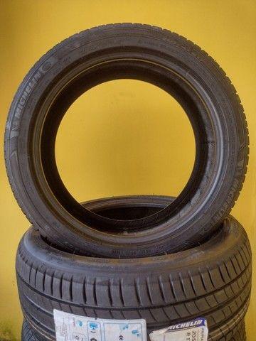 Kit 2 Pneus Michelin Primacy3 205/45 R17 88w - Foto 2