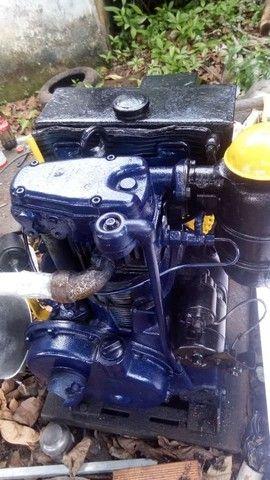 Grupo Gerador Motor a Dísel   - Foto 4