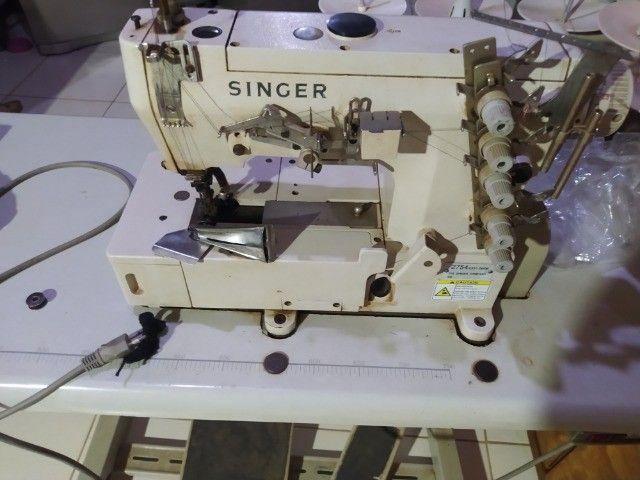 Máquinas costura industriais - Foto 4