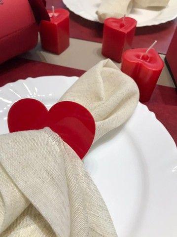 Kit Jantar Dia dos Namorados - Foto 4