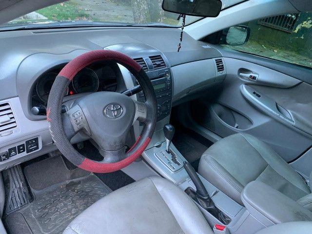 Toyota Corolla GLI 1.8 2011 - Foto 9