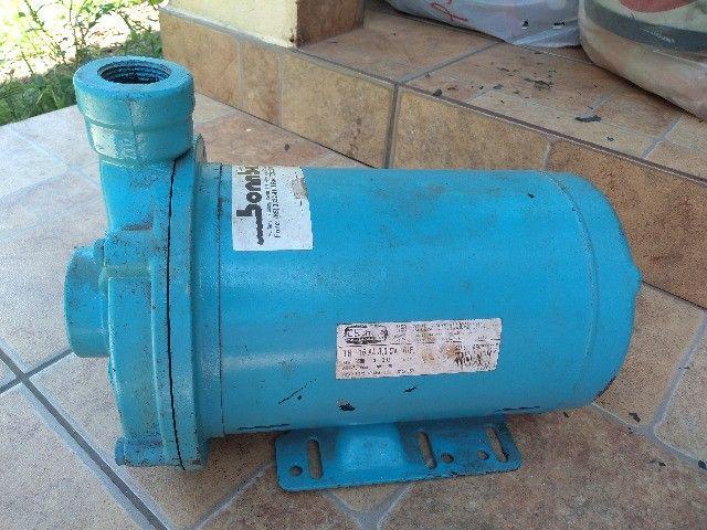 Bomba D'agua 3cv Thebe Injetora Th-16 - Trifasica-220-380v - Foto 3