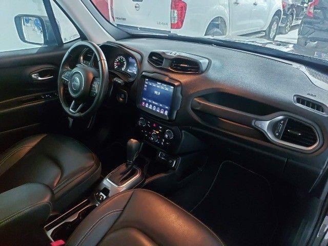 Jeep Renegade 1.8 Limited  2019  Automático  - Foto 10