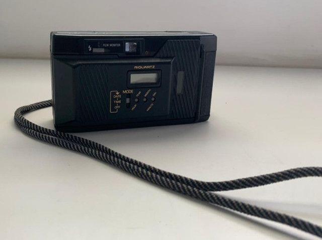 Câmera analógica ricoh af-45d - Foto 5
