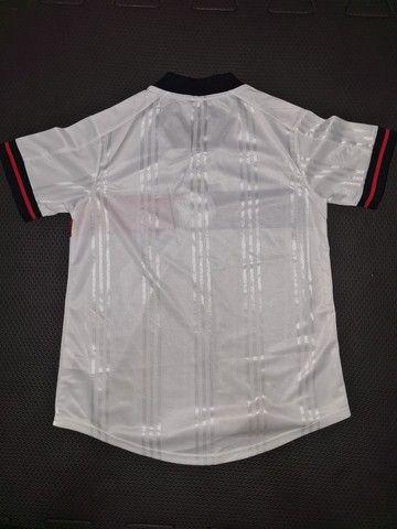 Camisa do flamengo feminina - Foto 2