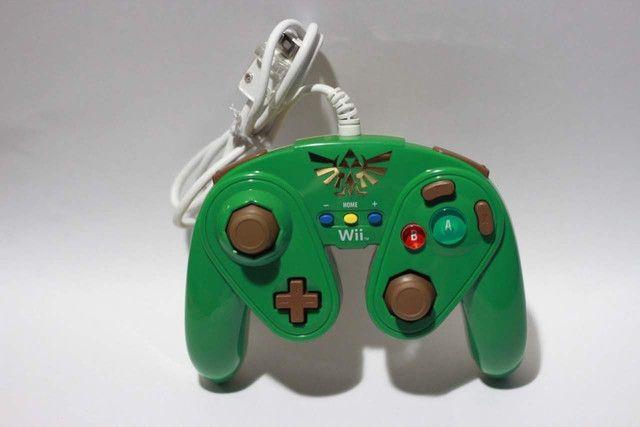 Controle original PDP Link Zelda - Foto 6