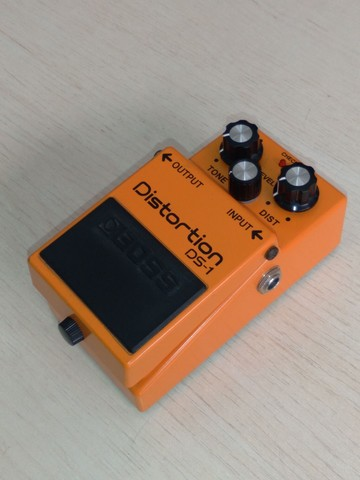 Pedal Boss DS-1 Distortion - Foto 2