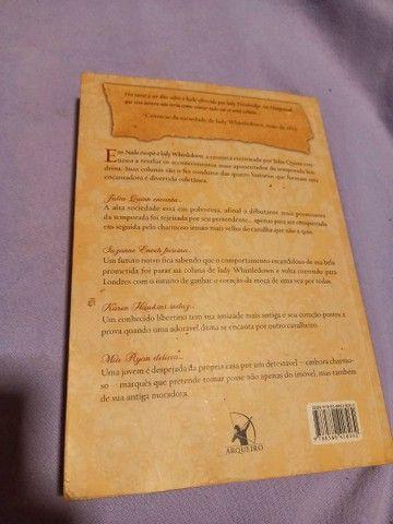Livro Julia Quinn - Foto 2