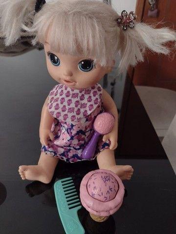 Baby Alive Sorvete mágico - Foto 3