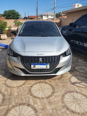 Novo Peugeot 208 griffe .semi novo. 2021. Financio p/banco. Leia