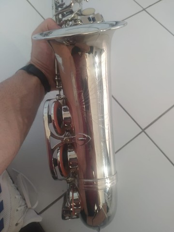 Saxofone - Sax Alto Michael Wasm 35 - Foto 3