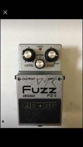 Pedal Boss Fuzz Fz-5