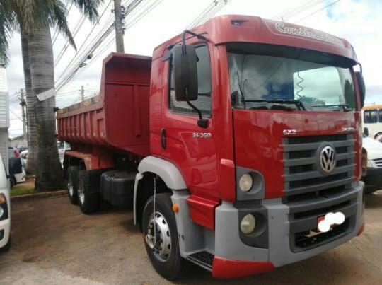Vw 24250 Truck Caçamba ano 2012 - Foto 5