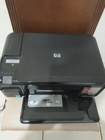 Impressora HP Photosmart C4480 All-in-one (Boa para retirar peças - Leia a descrição)) - Foto 2