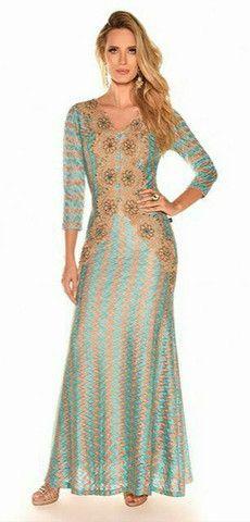 Vestido Tiffany P ( 38)  - Foto 3
