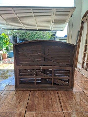 Porta e janelas de madeira  - Foto 3