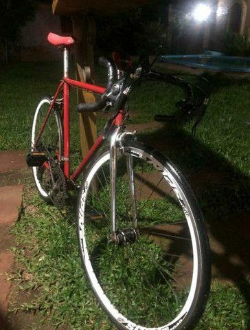 Bike speed Caloi 10 BARDADA QUERENDO ME DESFAZER - Foto 2
