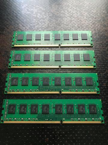 4x8Gb Memórias Markvision Usadas