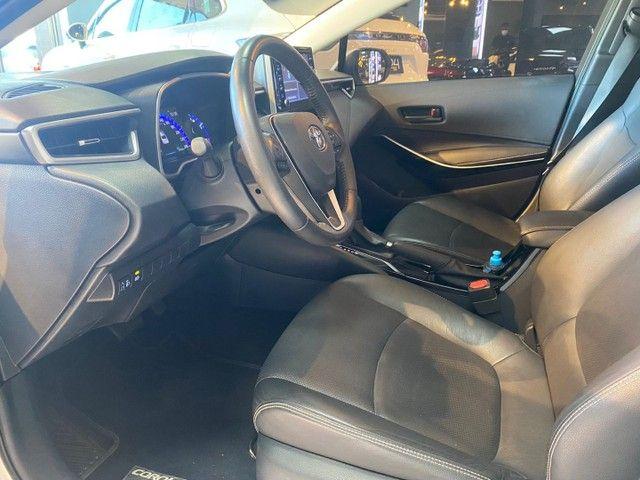 Toyota Corolla Altis 1.8 Hybrid 2020,Configuração Linda,Impecável  - Foto 6