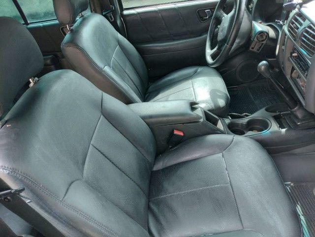 Blazer, S-10, gasolina e gás natural, aceita trocar carro menor valor - Foto 4