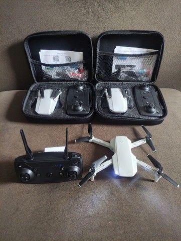 Drone E99 Pro2 com câmera 4K / 1080p - Wi-Fi fpv - Foto 2