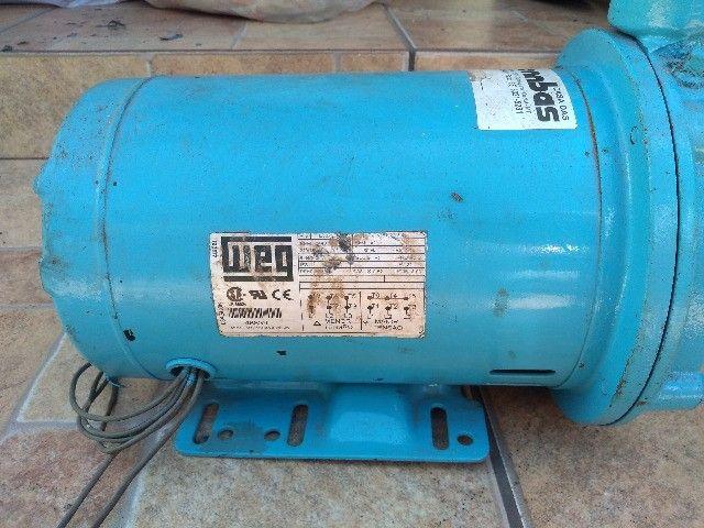 Bomba D'agua 3cv Thebe Injetora Th-16 - Trifasica-220-380v - Foto 2