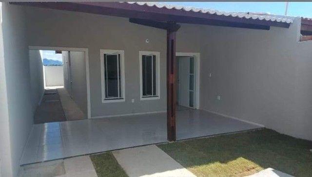 Casa Plana Nova Pronta Para Morar