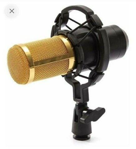 Microfone Condensador Profissional - Foto 2