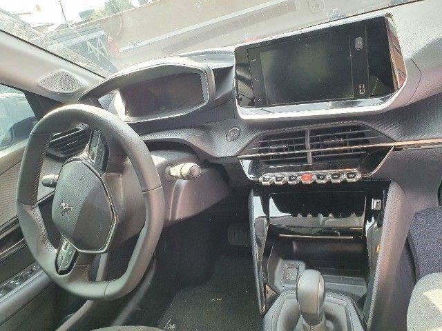 Novo Peugeot 208 griffe .semi novo. 2021. Financio p/banco. Leia - Foto 10