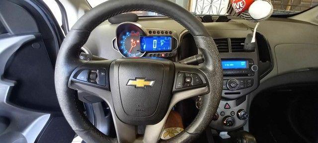 Chevrolet Sonic LTZ  - Foto 4