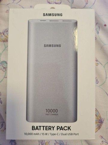 PowerBank Samsung Original - Fast Charge - na caixa