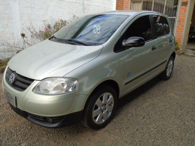 Vw - Volkswagen Fox 1.6 MI 2008