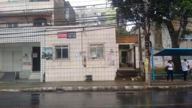 Casa com terreno 200 m2 para Comércio - Pernambués