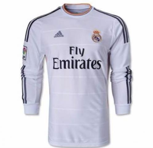 Camisa Real Madrid 2013-2014 Champions League